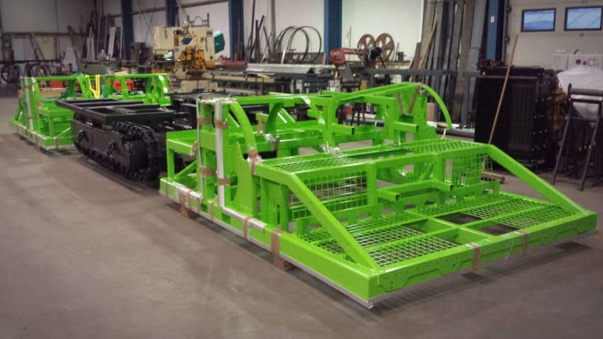 Galesloot Constructie - Carpetbeater