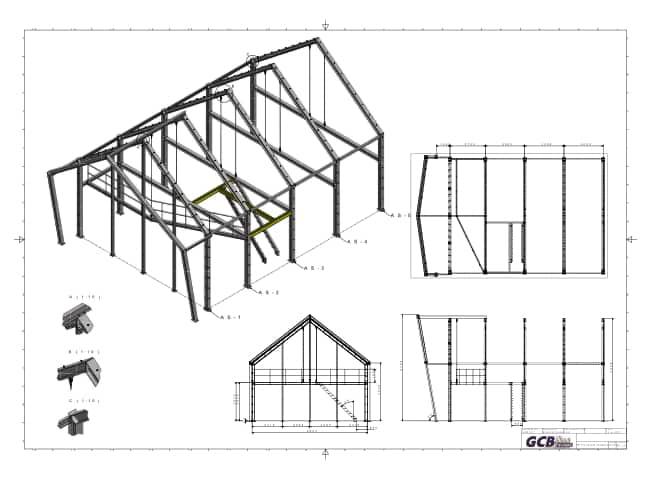 Constructie Nedervecht Kavel6